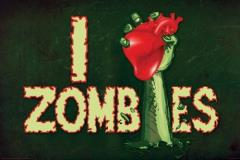 Poster Aquarius I Heart Zombies Poster 24 By 36 Inch