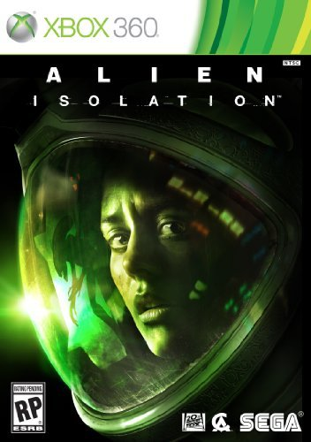 X360 Alien Isolation