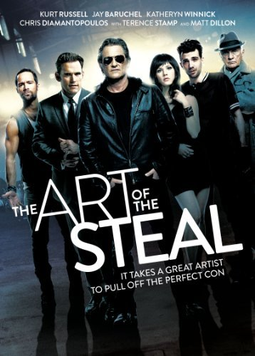 Art Of The Steal Russell Baruchel Winnick DVD R
