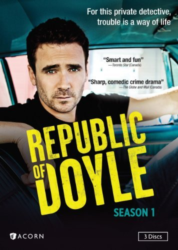 Republic Of Doyle Season 1 DVD Nr Ws