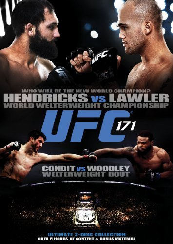Ufc Ufc 171 Hendricks Vs. Lawler DVD
