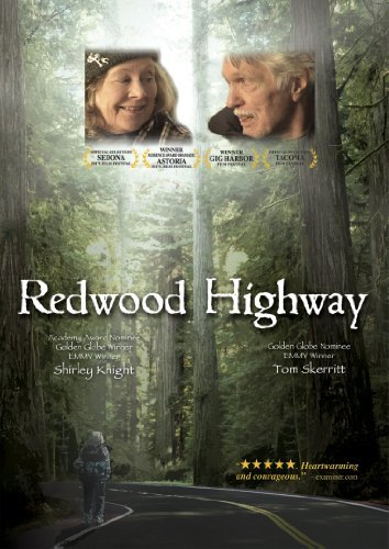 Redwood Highway Knight Skerritt DVD Pg13