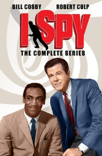 I Spy Complete Series DVD