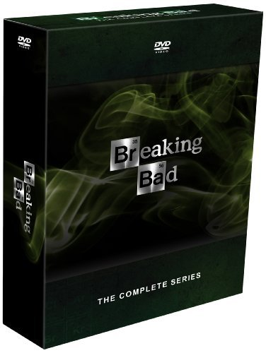Breaking Bad Complete Series DVD