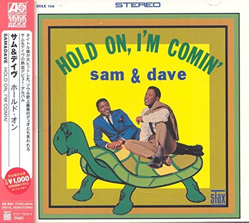 Sam & Dave Hold On I'm Coming Import Eu