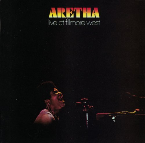 Aretha Franklin Aretha Live At Fillmore West Import Eu