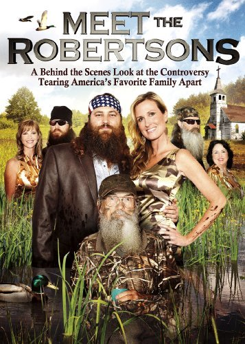 Duck Dynasty Meet The Robertsons DVD Meet The Robertsons
