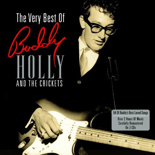Buddy Holly Very Best Of Import Gbr 3 CD