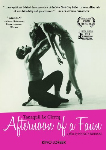 Afternoon Of A Faun Afternoon Of A Faun DVD Nr