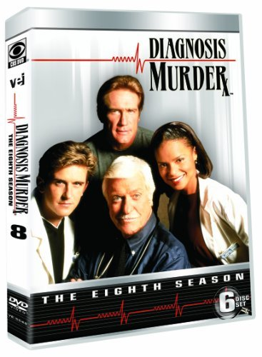 Diagnosis Murder Season 8 DVD