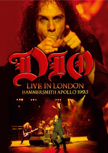 Dio Live In London Hammersmith Apo