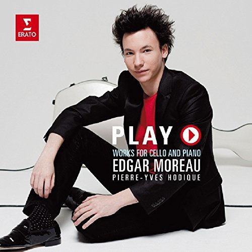 Moreau Hodique Play Works For Cello & Piano