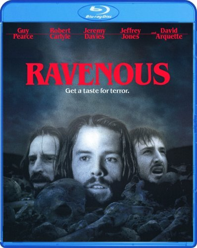 Ravenous Pearce Carlyle Blu Ray R