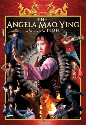 Angela Mao Ying Collection Angela Mao Ying Collection DVD
