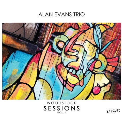 Alan Evans Woodstock Sessions 1