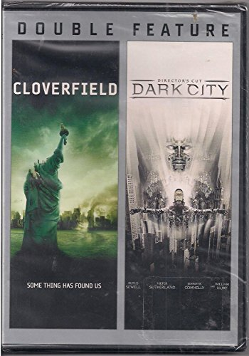 Cloverfield Dark City (director's Cut) Double Feat