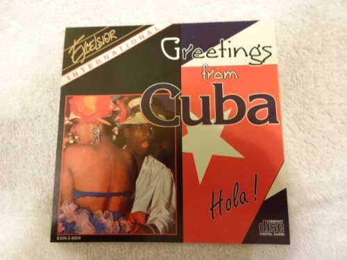 Various Artists Greetings From Cuba