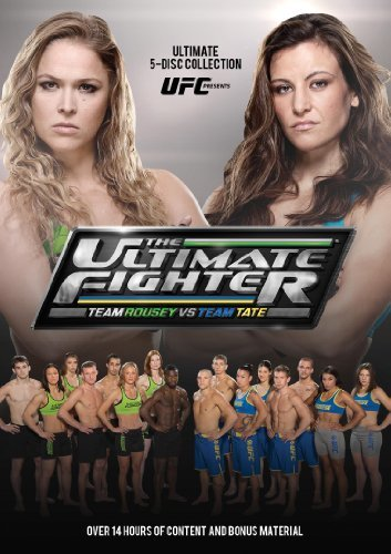 Ufc The Ultimate Fighter Season 18 DVD Nr