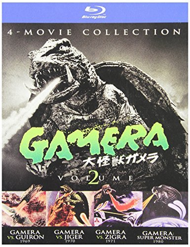 Gamera Ultimate Collection 2 Gamera Ultimate Collection 2 Blu Ray Nr