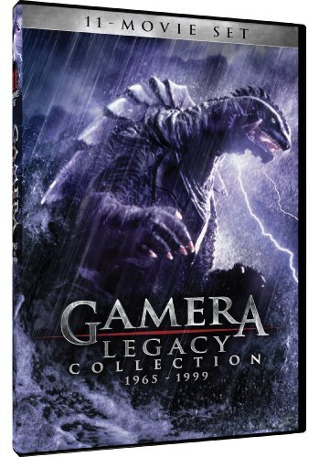 Gamera Legacy Collection DVD Nr