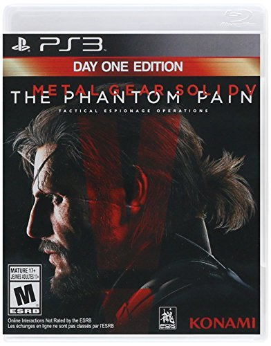 Ps3 Metal Gear Solid Phantom Pain