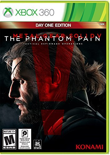 X360 Metal Gear Solid Phantom Pain
