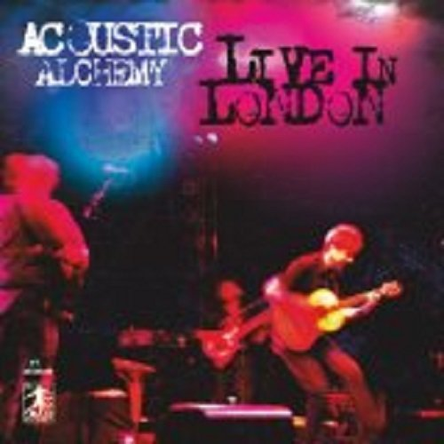 Acoustic Alchemy Live In London 2 CD