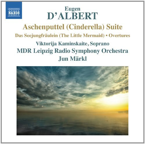 D Albert Orchestral Works Vol 2