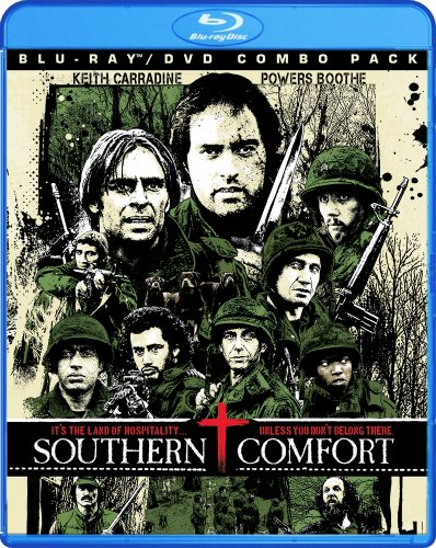 Southern Comfort Southern Comfort Blu Ray DVD R