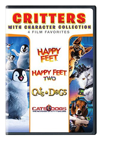 4 Film Favorites Critters Wit 4 Film Favorites Critters Wit 4 Film Favorites Critters Wit
