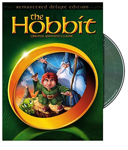 Hobbit (1977) Hobbit (1977) DVD Deluxe Edition Nr Animated
