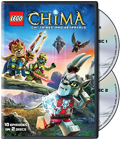 Lego Legends Of Chima Season 1 Part 2 DVD