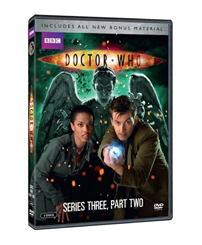 Doctor Who Series 3 Part 2 DVD