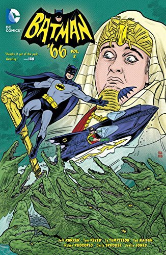 Jeff Parker Batman '66 Volume 2
