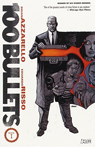 Brian Azzarello 100 Bullets Book One