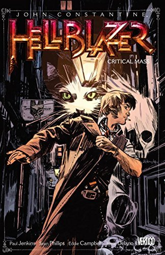 Paul Jenkins John Constantine Hellblazer Vol. 9 Critical Mass