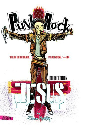 Sean Murphy Punk Rock Jesus Deluxe Edition