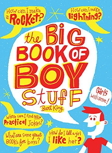 Bart King The Big Book Of Boy Stuff
