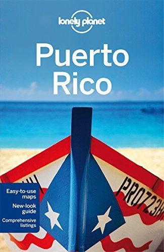 Lonely Planet Lonely Planet Puerto Rico 0006 Edition;