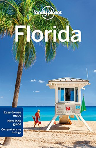 Lonely Planet Lonely Planet Florida 0007 Edition;