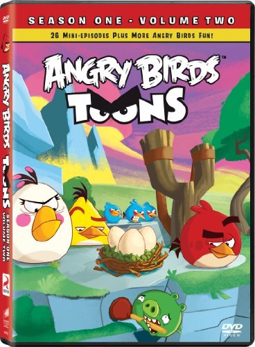 Angry Birds Toons Volume 2 DVD Nr