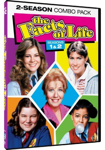 Facts Of Life Season 1 & 2 DVD Season 1 & 2