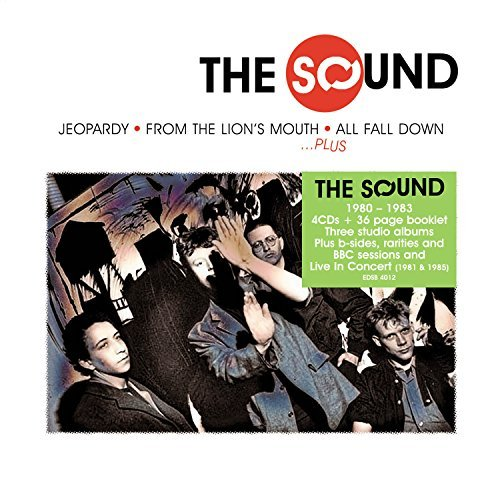 Sound Jeopardy & From The Lion's Mou Import Gbr 4 CD