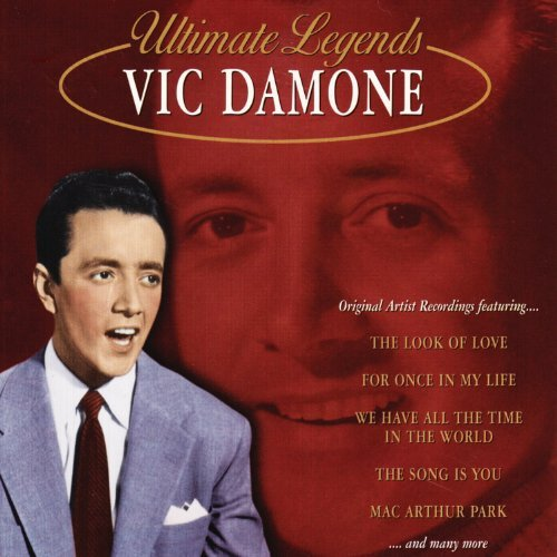 Vic Damone Ultimate Legends
