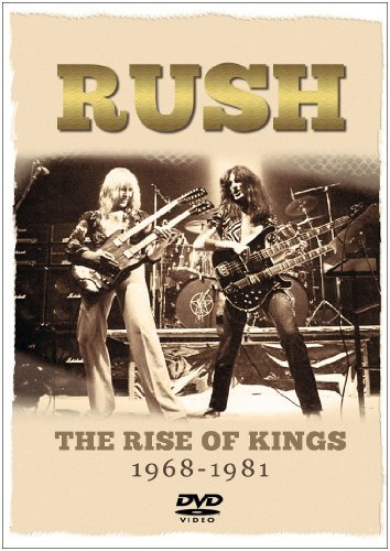 Rush The Rise Of Kings DVD Nr