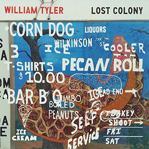 William Tyler Lost Colony