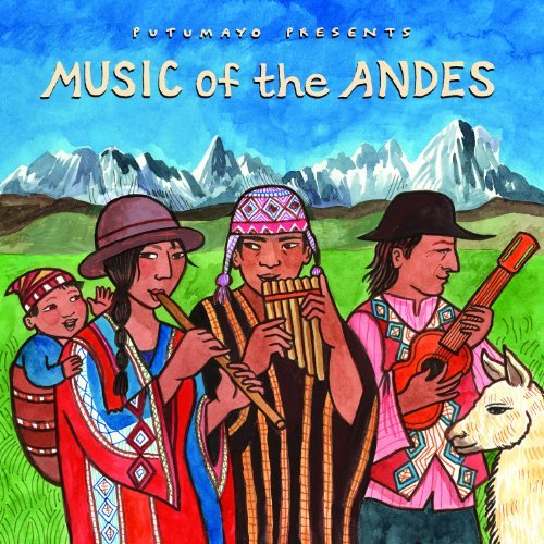 Various Artist Music Of The Andes