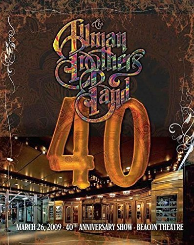 Allman Brothers Band 40 40th Anniversary Show Live