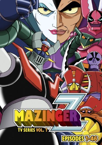 Mazinger Z Tv Series Part 1 Mazinger Z Tv Series Part 1