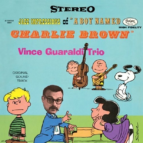 Vince Guaraldi Trio Jazz Impressions Of A Boy Named Charlie Brown